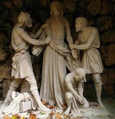 Jesus is Stripped