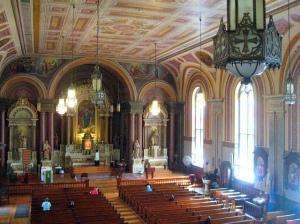 Standing At Mass