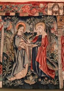 Visitation Tapestry